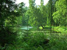 Aulanko National Park, Finland