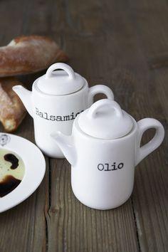 Olio, balsamic
