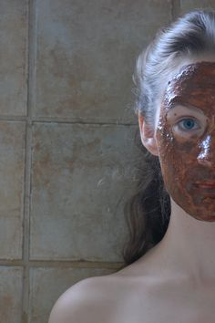 Pure skin - honey, cinnamon, nutmeg mask