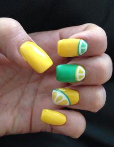 Citrus nails