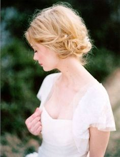 Wedding hair | #hair #coiffure #wedding