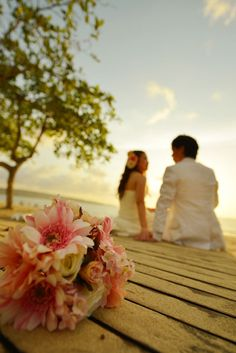 Wedding Photography at Sunset Beach.#bali #wedding #sunset