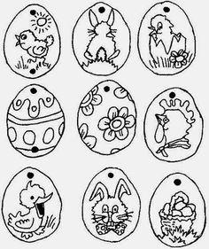 Toddler Arts And Crafts, Easter Crafts For Kids, Easter Art, Easter Bunny, Ester Crafts, Shape Posters, Diy Crafts Hacks, Diy Ostern, Easter Printables