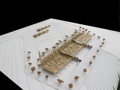 Uşak Intercity Bus Terminal Complex / Collective Architects,model 04