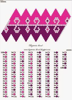 Бусины из бисера своими руками: схемы для вязания бусин