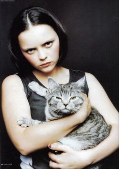 Cats. You love them or you hate them. However, several famous actors, comedians, and musicians are cat people. One famous rocker loved his cats so much that he talked to them on the phone when he was off on tour. A comedian wrote a book about his love of cats and the stigma that comes with ...