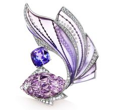 Boucheron Showcases Travel-Themed Jewelry Collection in Paris