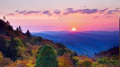 Appalachian mountains NC -