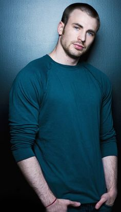 Chris Evans - I have a thing for Chris'.