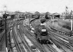 Past & Present - Trains to Southport Disused Stations, Steam Railway, British Rail, Southport, Steam Engine, Train Tracks, Preston, Locomotive, North West