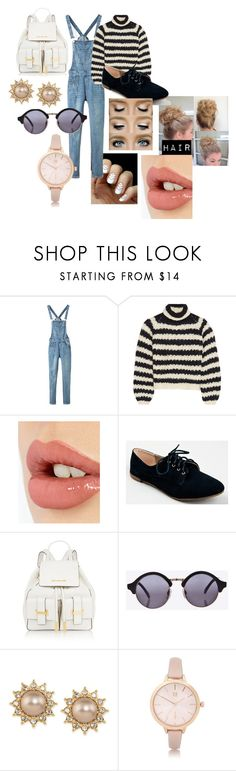 """Forever 16"" by madi0401 ❤ liked on Polyvore featuring Chloé, Charlotte Tilbury, Qupid, MICHAEL Michael Kors, Polly, Carolee and River Island"