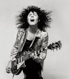 Marc Bolan – a man of his time. He created it, then made his exit...
