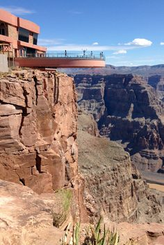 Grand Canyon Skywalk #travel
