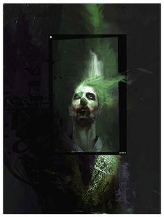 The Joker - Eduardo Peña