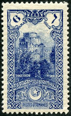 Big Blue 1840-1940: Turkey