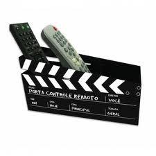 Remote Control Movie Clapper Holder