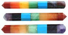 Chakra Faceted Massage Wands 7 Chakra Stones http://www.amazon.com/dp/B00FRM6NY8/ref=cm_sw_r_pi_dp_sWwXub0H0VR0Q