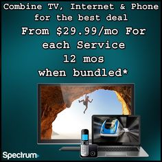 19 Best Spectrum Packages images in 2018 | Spectrum, The Voice, Internet