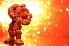 Universal Thing. Second in a week-long series of Fantastic Four photos.