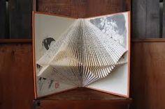 paper sculpture book - Szukaj w Google