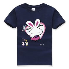 >> Click to Buy << 2017 summer new fashion girls t shirt street funny cute brand clothing homme t-shirts kawaii animal tops tee shirts hipster mma #Affiliate