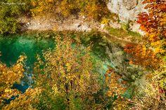 Quarry in autumn. - Quarry in Zakrzowek (Krakow, Poland)