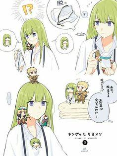Gilgamesh And Enkidu, Gilgamesh Fate, Fate Stay Night Anime, Fate Servants, Anime Nerd, Fate Anime Series, Fate Zero, Good Smile, Girls Characters