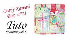 Crazy Kawaii Box n°11 - Un Hiver dans les Bois ! Kawaii, Snoopy, Character, Art, Out Of The Woods, Winter, Art Background, Kawaii Cute, Kunst