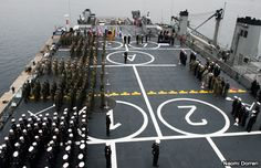 Fuerzas Navales de América se entrenan juntas en 'Partnership of the Americas 2014'