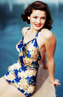 Why don't they make these anymore?  I love them! Vintage bathing suit.