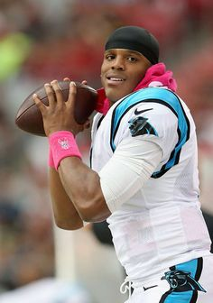 Cute Spring Date-Night Outfits According to NFL Quarterback Cam Newton