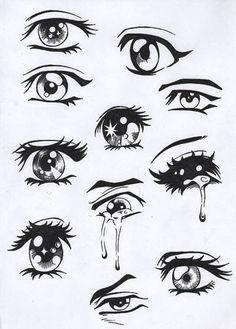 Easy eye drawing ideas #learntodraw #howtodraw http://GetBestGuides.com/learntodraw/ http://GetBestGuides.com/paiddraw/