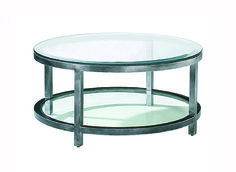 Per Se Round Cocktail Table by Artistica Home Furnishings