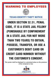 LAMINATED POSTERS*Laminated on both sides.NON-LAMINATED POSTERS*Made with recycled bond paper & non-laminated. Regulatory Compliance, Bond Paper, Labor Law, Poster Prints, Posters, To Obtain, Identity Theft, Poster Making, Safety