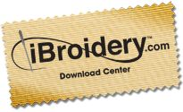 Thousands of embroidery designs to download