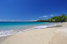 Hapuna.  The perfect beach?  We shall see . . .