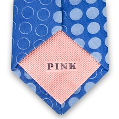 Astro Spot Woven Tie by Thomas Pink Thomas Pink, Ties, Tie Dye Outfits, Neck Ties, Tie