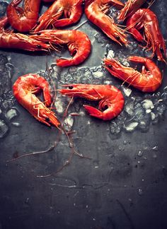 Prawns #sexonthetable