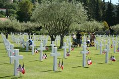 Rhone American Cemetery And Memorial American Cemetery Trip Advisor Rhone