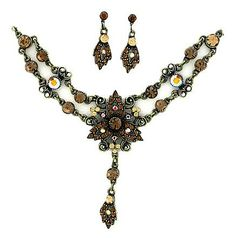 Victorian Costume Jewelry