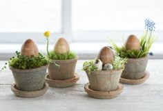 rough luxe: Spring Tablescapes