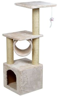 """36"""" Deluxe Cat Tree Condo Furniture Scratching Post Kitten Pet Play W/Toy House * Visit the image link for more details. #CatBedsFurniture"""