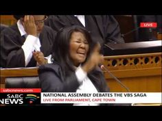 The VBS Bank Heist discussed in Parliament Journalism, Love Life, South Africa, I Can, Perspective, Teaching, Youtube, Journaling, Perspective Photography