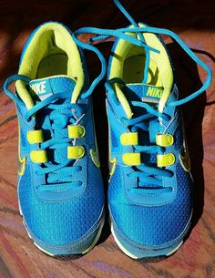 new style df657 9689a 40 Womens Nike dual fushion running shoes size 6.5 blue Nike  RunningCrossTraining Blue Nike