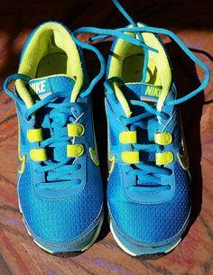 $40 Women's Nike dual fushion running shoes size 6.5 blue  #Nike #RunningCrossTraining