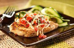 Nul besoin d'attendre une occasion spéciale pour savourer ce plat délicieux! Ce mariage d'ingrédients tout simples est une nouvelle façon d'apprêter le poulet.