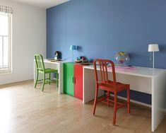 子供部屋 アクセントウォール|注文住宅のアキュラホーム