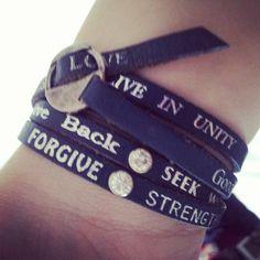 wrap bracelet $24