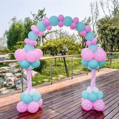 Balloon Arches For Parties Water Balloon Base Stand Wedding Arch Decorations Latex Balloon Column Base Birthday Party Decoration - New Deko Sites Balloon Tower, Balloon Stands, Balloon Columns, Balloon Garland, Balloon Arch, Balloon Display, Birthday Balloon Decorations, Birthday Balloons, Birthday Parties