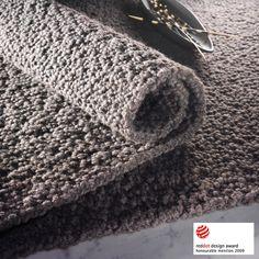 Handwebteppich Karibu Tisca